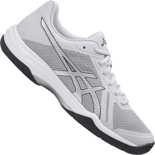 competitive price 8ee64 4b4bb ... Asics Gel-Tactic 2 Womens Volleyball Shoes - Glacier Gray ...