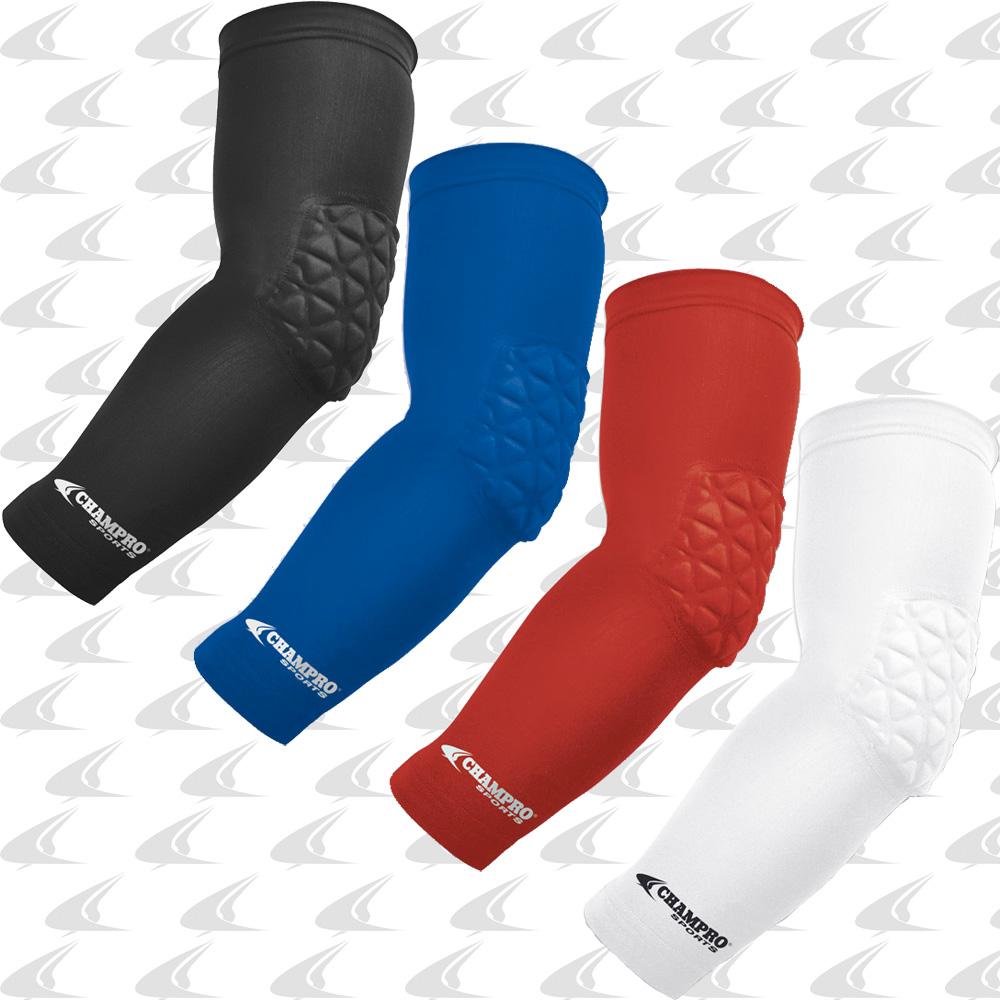 9ff91f5f89 Champro Sports Football Arm Sleeve w. Elbow Padding