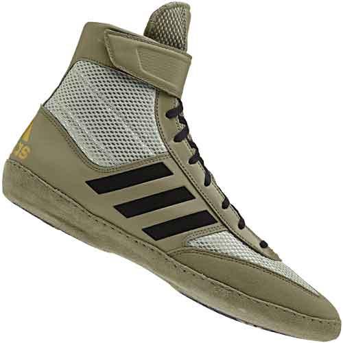 a8c208dddf8 adidas Combat Speed 5 Wrestling Shoes - Tan ...