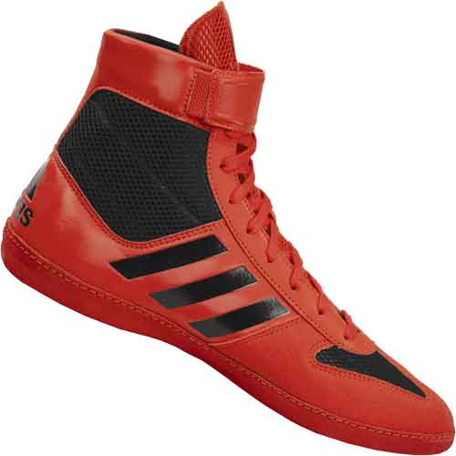 adidas Combat Speed 5 Wrestling Shoes Red
