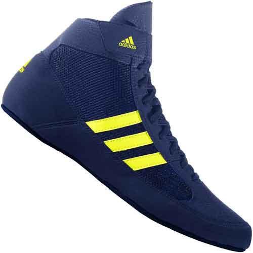 1e327f39b2624f ... promo code adidas hvc 2 youth wrestling shoes royal blue a39ef 2540c