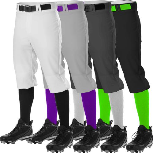 ed6321baf96 Alleson Athletic Knicker Baseball Pants