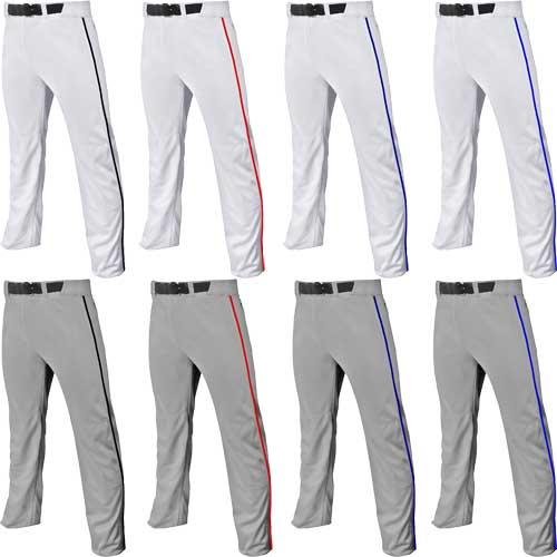 135508aca7b3 Champro Sports Triple Crown Open Bottom Adjustable Baseball Pants w. Piping