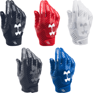 be8fae93018db Under Armour Spot Light Football Receiver Gloves