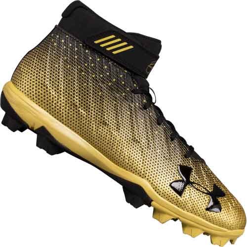 ... Under Armour Harper 2 RM Youth Baseball Cleats - Metallic Gold  Under  Armour Bryce ... 8ed7d1af7ee