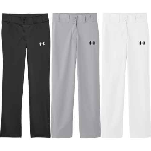 various colors 5f7bd 603ef Under Armour Clean Up Youth Baseball Pants ...