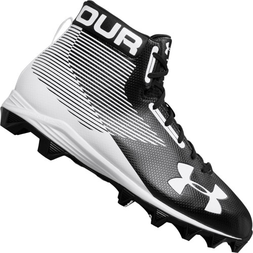 d3bd80825c3 ... Rubber Outsole · Under Armour Hammer Mid RM WIDE Mens Football Cleats  Shoes ...