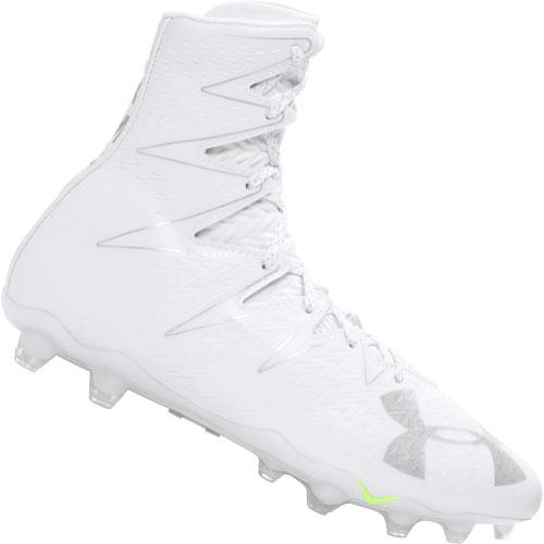 ... Under Armour Highlight MC Football Cleats - White ... 42aba1defa03