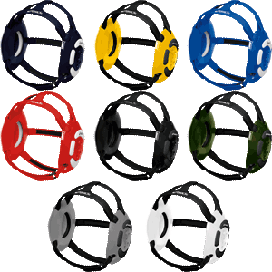 ASICS Aggressor Wrestling Head Gear - Available in 8 Colors