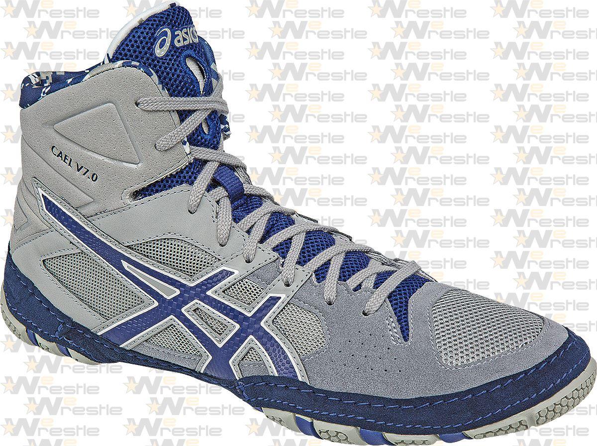 Asics Cael V7.0 Wrestling Shoes
