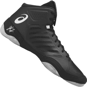 Asics JB Elite 3 Wrestling Shoes - Black