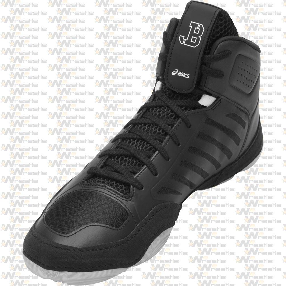 4484fe79d5e8 Serradial Traction Pods  Asics JB Elite 3 Youth Wrestling Shoes - Black  Asics  Jordan Burroughs JB Elite 3 Wrestling Shoes - Seamless Upper  Asics JB Elite  ...