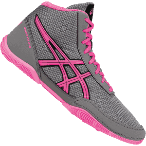 Asics Matflex 5 GS Youth Wrestling Shoes - Pink