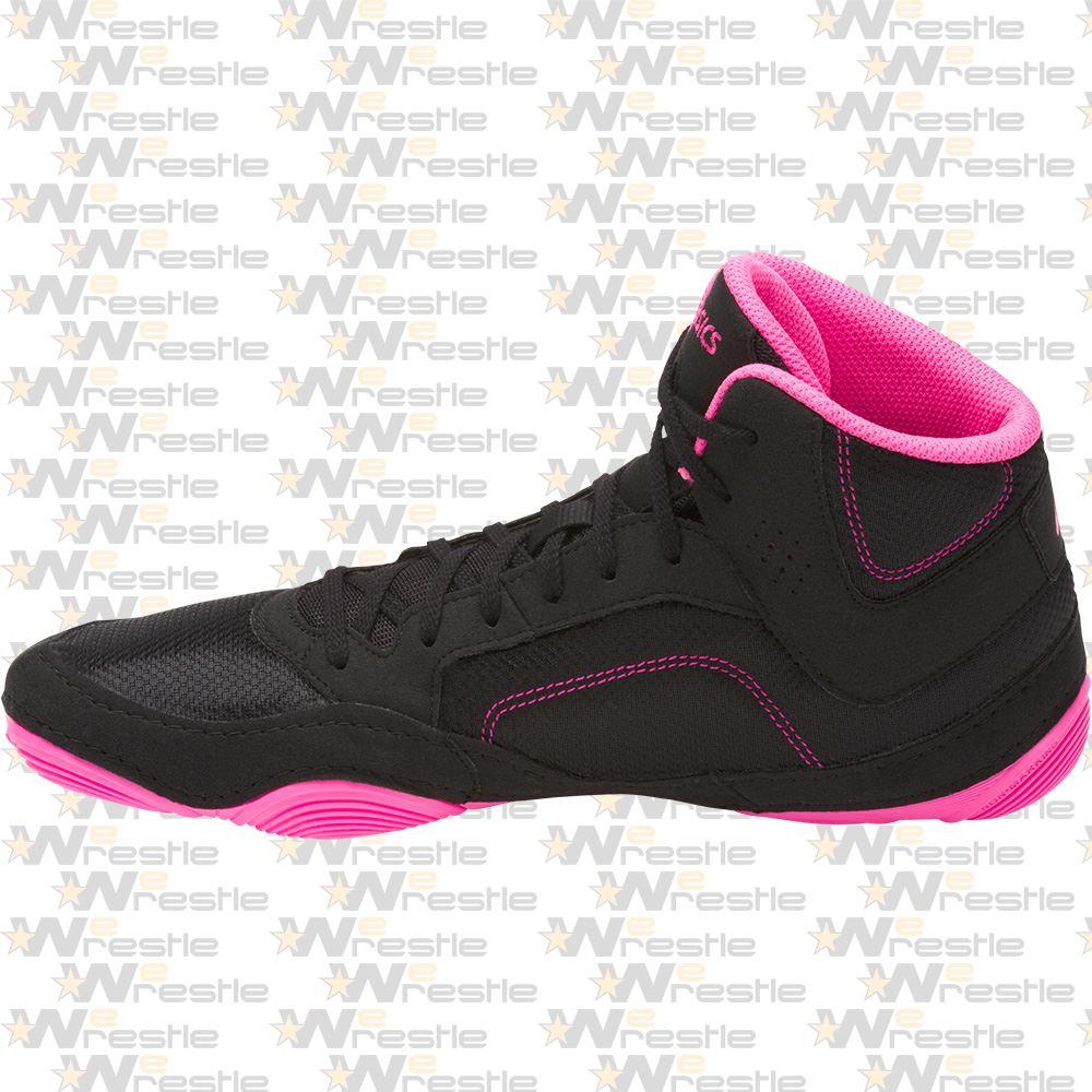 ee535299 Asics Snapdown 2 Pink Wrestling Shoes
