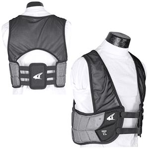 Champro Sports AirTech Football Rib Blocking Vest