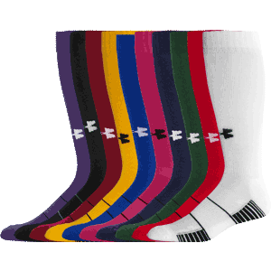 Under Armour HeatGear Wrestling Socks