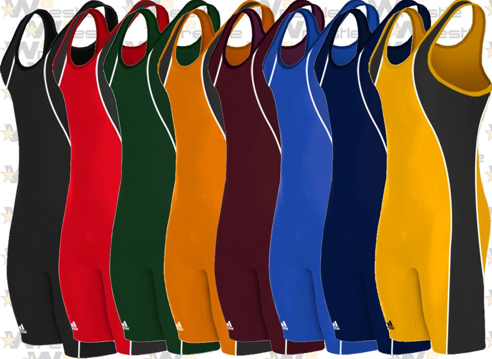 Adidas contrasto stitch as107s singoletto di wrestling