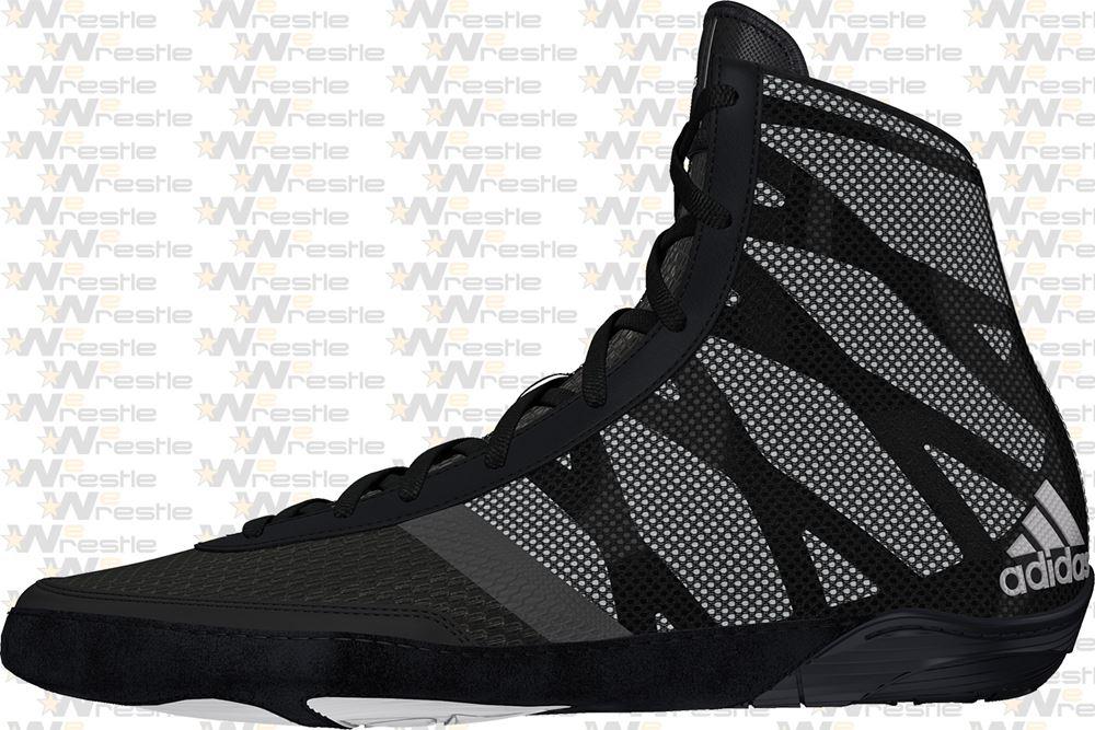 vähittäishinnat virallinen toimittaja yksityiskohtainen ilme adidas Pretereo III Wrestling Shoes