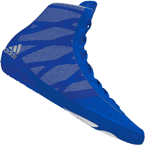 adidas Pretereo III Wrestling Shoes - Blue