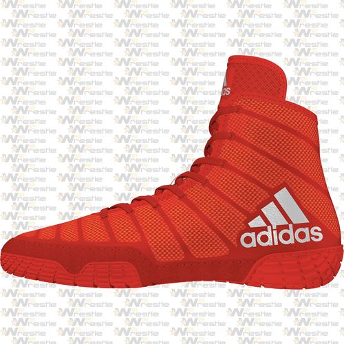 adidas adiZero Varner Wrestling Shoes - Red
