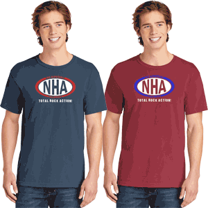 NHA Heavyweight Ring Spun T-Shirt