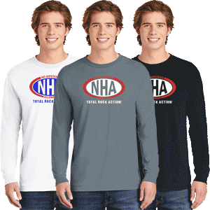 NHA Long Sleeve T-Shirt