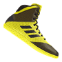 adidas Mat Wizard 4 Kids Wrestling Shoes - Yellow