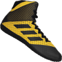 adidas Mat Wizard 4 Wresting Shoes - Gold