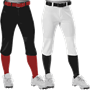 Alleson Athletic Womens Knicker Length Fastpitch Softball Pants