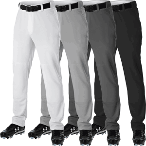 Alleson Athletic 605WLP Open Bottom Baseball Pants