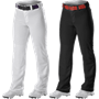 Alleson Athletic 605WLPW Open Bottom Womens Fastpitch Softball Pants
