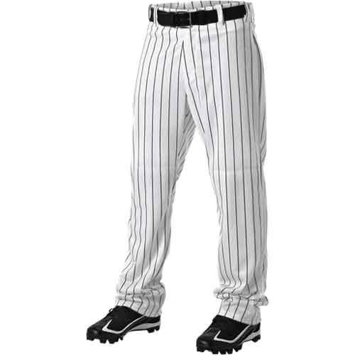 ALLESON Athletic Baseball Pant Jeunesse moyen Graphite Gris foncé bleu royal pipe
