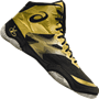 Asics JB Elite IV Wrestling Shoes - Metallic Gold