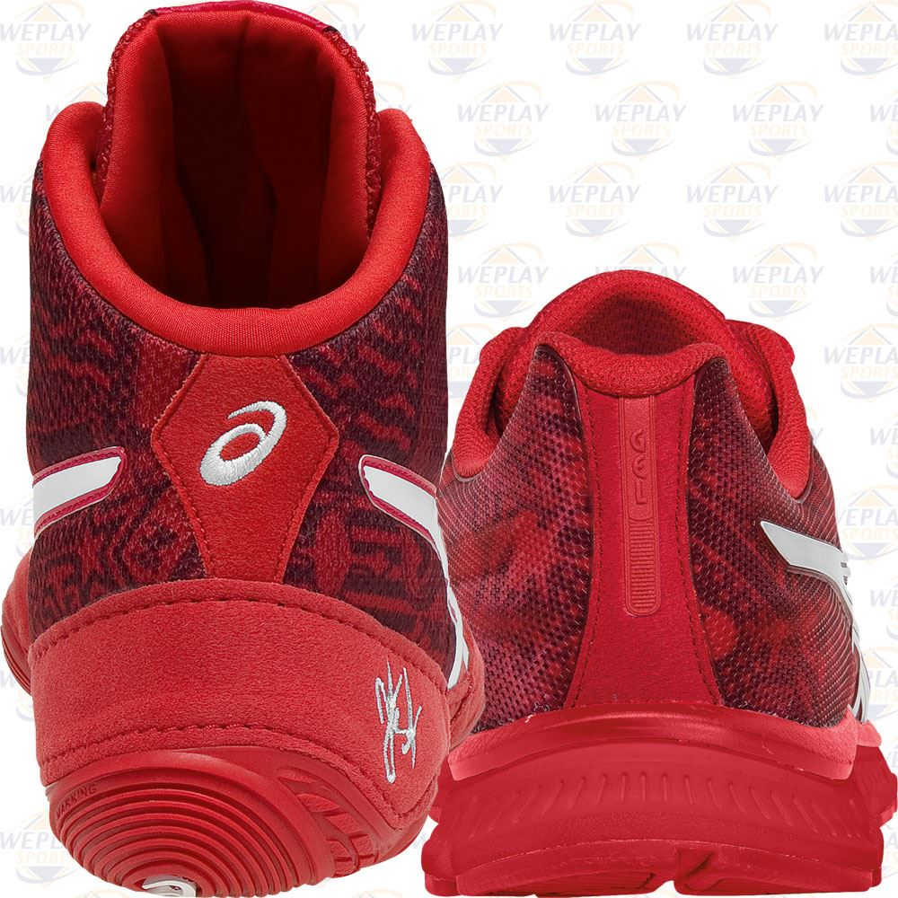 d1c9ff7cce7b ASICS All I See Is Gold JB Elite Training and Wrestling Shoes