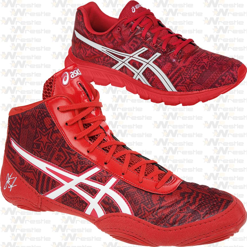 217864d0965e ASICS All I See Is Gold JB Elite Training and Wrestling Shoes