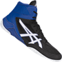 Asics Matcontrol Wrestling Shoes - Blue Black