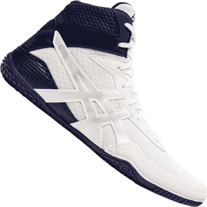 Asics Matcontrol 2 Wrestling Shoes - White
