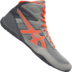 Asics Matflex 6 GS Kids Wrestling Shoes Orange