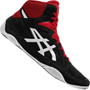Asics Snapdown 3 Wrestling Shoes - Red Black