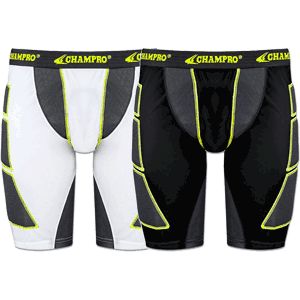 Champro Sports On Deck Baseball Sliding Shorts