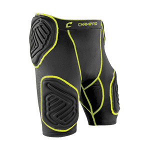 Champro Sports Bull Rush 5 Pad Integrated Football Girdle