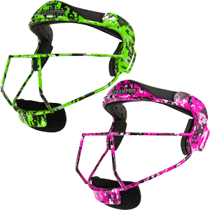 Champro Sports Fastpitch Softball Fielders Camo Face Masks