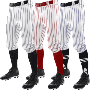 Champro Sports Triple Crown Knicker Pinstripe Baseball Pants