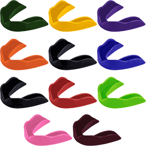 Champro Sports Bulk Strapless Mouth Guards