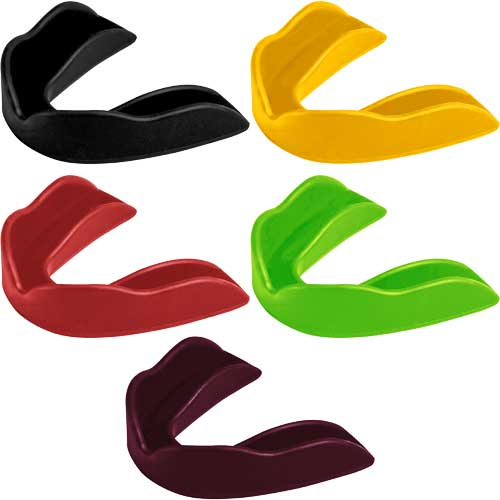 Champro Sports Bulk Strapless Youth Mouth Guards