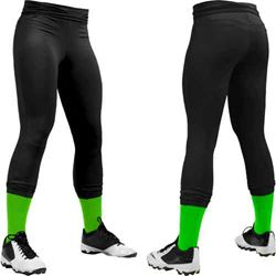 CHAMPRO Sports Hot Shot Yoga Style Womens Softball Pants