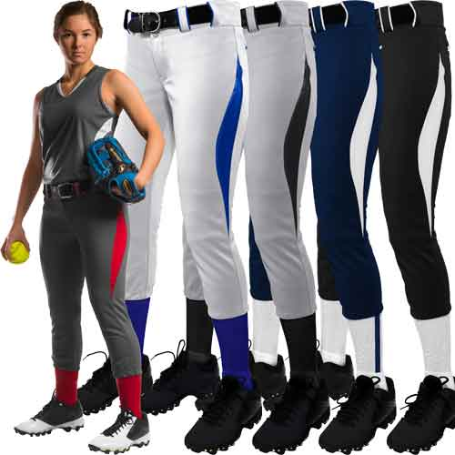 CHAMPRO Surge Womens Fastpitch Softball Pants