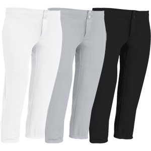 CHAMPRO Sports BP8 League Girls Fastpitch Pants