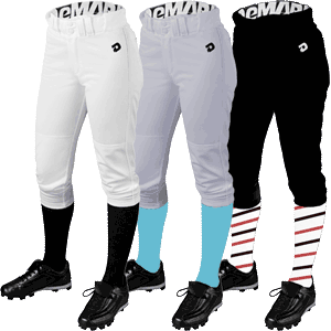 DeMarini Deluxe Womens Fastpitch Softball Pants