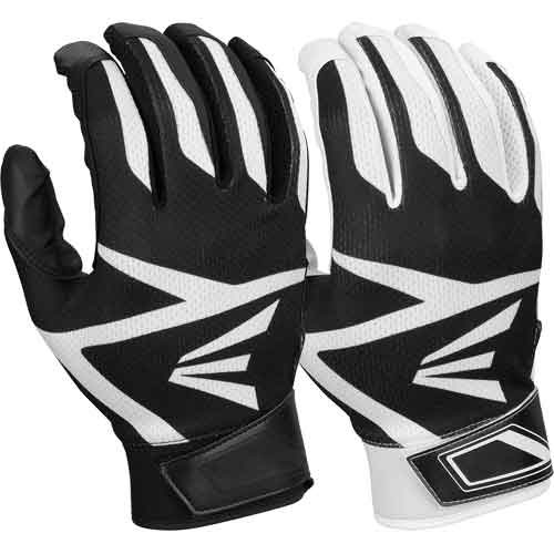Easton Z3 Hyperskin Baseball Youth Batting Gloves